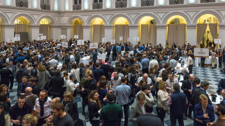 Grande dégustation des Saint-Estèphe avec Terre de Vins le 1er mars 2018 à Bordeaux
